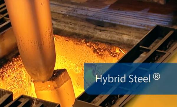 Ovako introducerar Hybrid Steel®