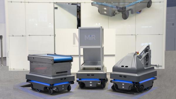 Global robotframgång från Fyn över 500 robotar