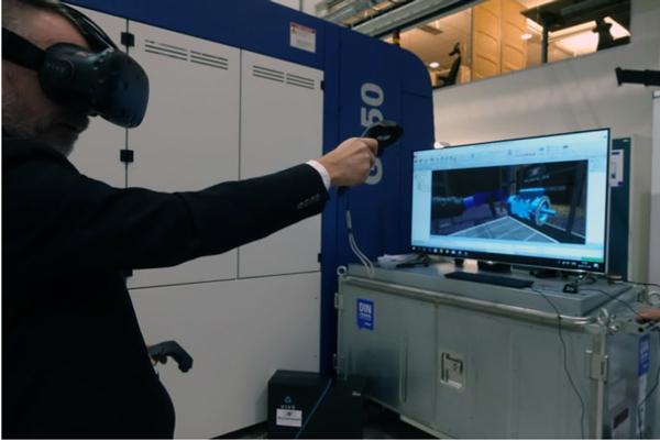 "Automationsdag visade upp ny teknik ""in action"""