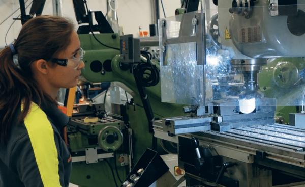 Renovering ekonomisk lösning när Göranssonska skolan behövde nya maskiner
