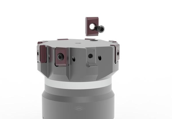 HPR400 Plus brotsch utan inställning ger stor besparing av kostnad per detalj.