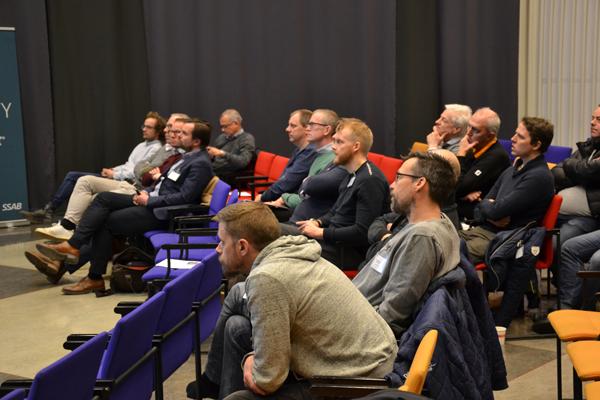 Välbesökt seminarium med tema Trender och innovationer inom termisk skärning,