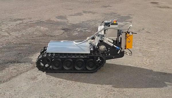 Köper upp robotföretag