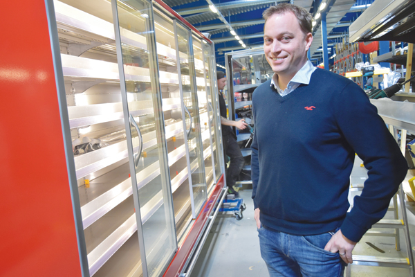 Kyldisktillverkaren utökar maskinparken