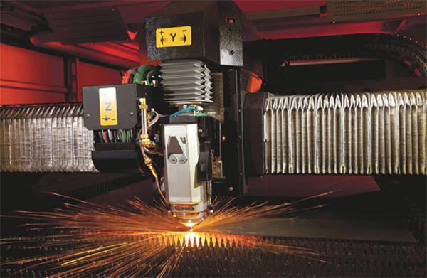 90% Snabbare laserskärning & lägre gasförbrukning med CFC-Teknik