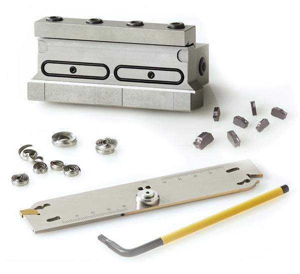 Mitsubishi Materials GW – nytt spår- och avstickningssystem