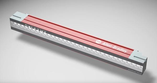 Avancerade ljusridåsystem förbättrar flexibiliteten och säkerheten