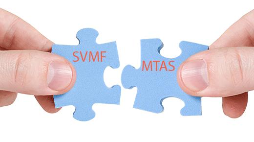 SVMF och MTAS fusioneras den 1 januari 2019