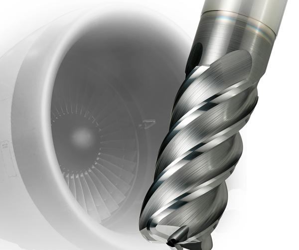 VQT5 – 5-skärig pinnfräs med invändiga kylkanaler