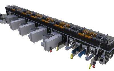 Engcon rekordrinvesterar i ny produktionsanläggning