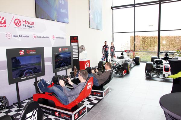 F1 resan fortsätter