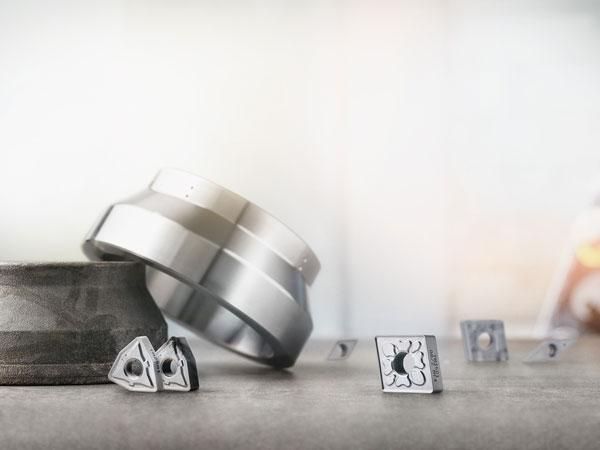 Duratomic® TM-sort för svarvning i rostfritt stål