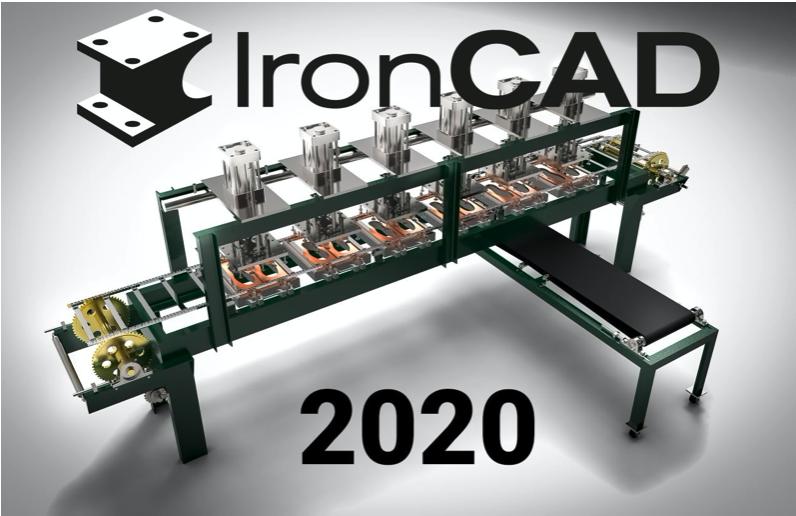Ny version av IRONCAD