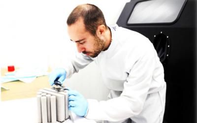 Stor forskningssatsning på metallbaserad additiv tillverkning