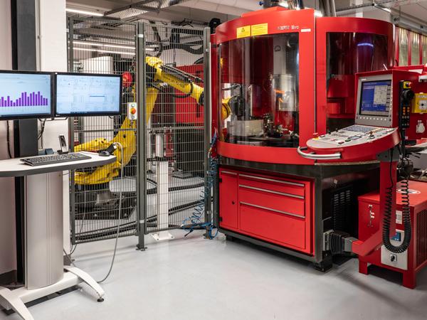 Robotceller ökar produktiviteten med 30 procent
