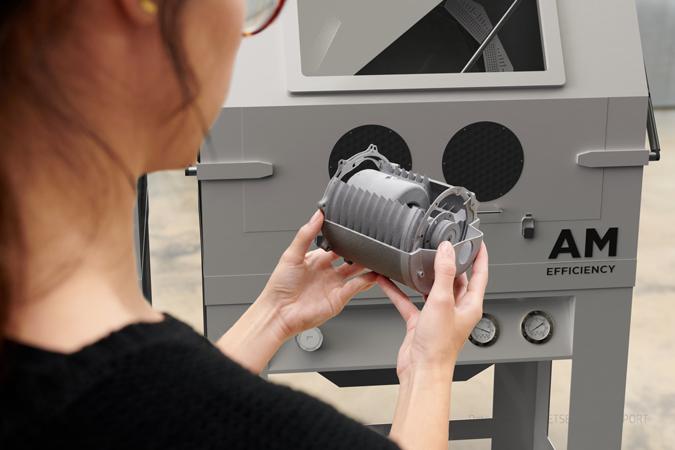 Nystartad servicebyrå för 3D-utskrifter