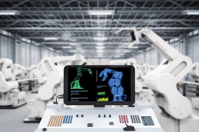 Investera i smarta fabriker: Skillnaden mellan att överleva eller blomstra