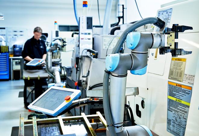 Så kan robotar stärka din leveranskedja