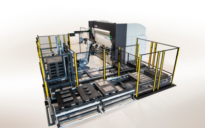 Introduces Robotic Bending system