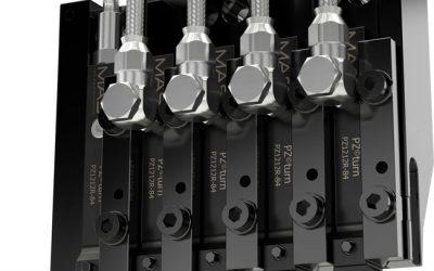 WhizCut vässar sitt utbud av skärande verktyg till precisions-svarvar