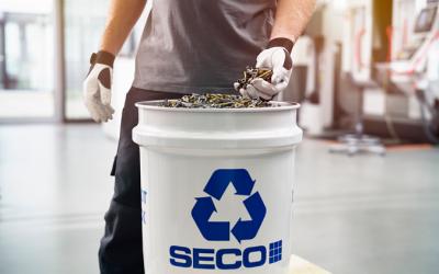 Återvinning är nyckeln när Seco sätter ambitiösa mål för cirkulär ekonomi