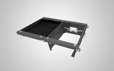 Nytt sorteringssystem Split Tray Sorter MT015S