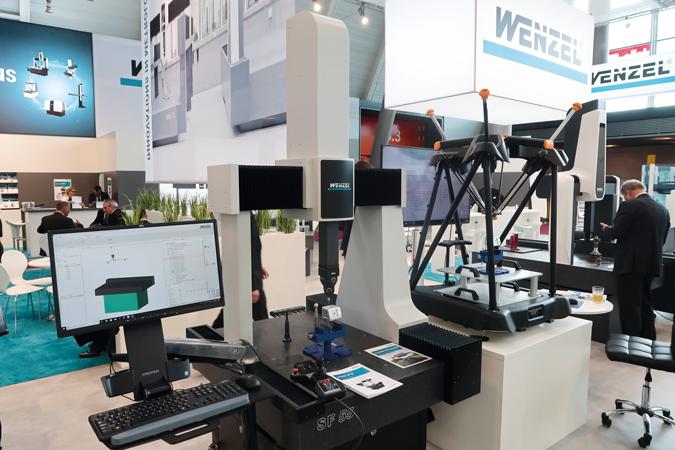 Ny CMM-maskin från Wenzel