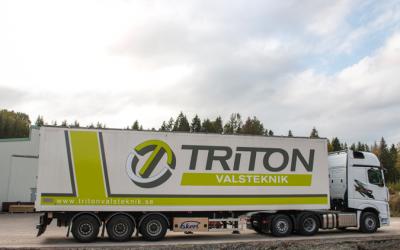 Triton Valsteknik investerar efter ökad efterfrågan