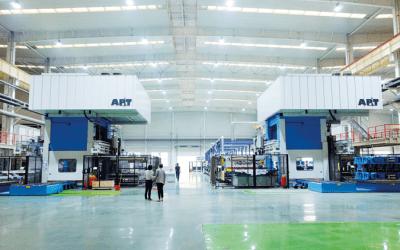 Wanhua utvidgar sin affär med två nyckelfärdiga presshärdningslinjer