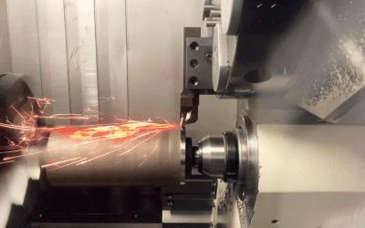 Sumitomo lyfter hårdsvarvning med innovativ verktygslösning