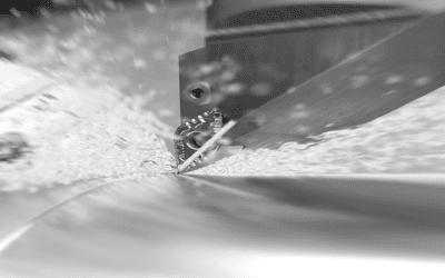 Öka verktygslivslängden med precisionskylning