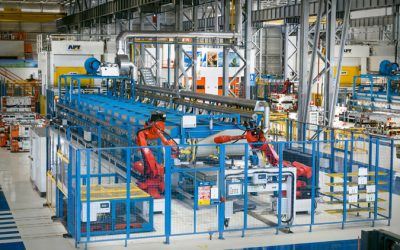AP&T optimerar presshärdningsprocessen hos Fiat Chrysler Automobiles