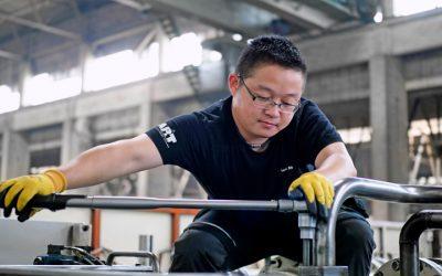 AP&T hjälper kunderna att säkra sin produktion och få bättre kontroll på kostnaderna