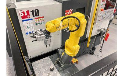 Edströms lanserar ny automationslösning till Haas-maskiner!