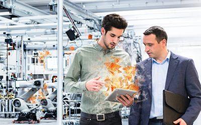 KUKA:s programvara lyfter robotarna in i framtiden