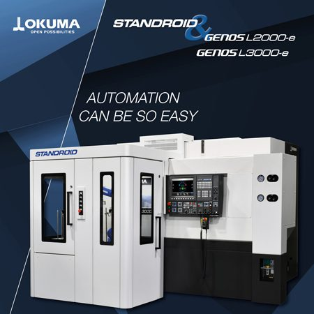 Utökar sina automatiseringslösningar med  GENOS L3000-e STANDROID