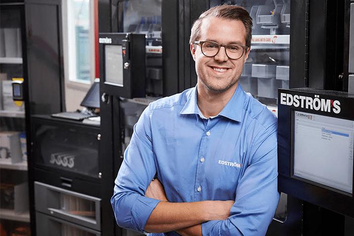 Toolbar från Edströms Verktyg förbättrar lönsamheten hos Weland