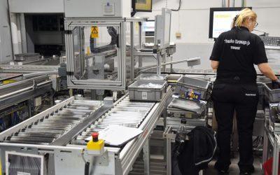 Utvecklingsmöjligheter med flexibel automation