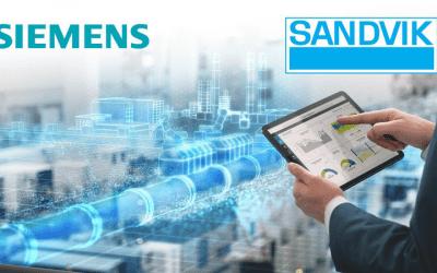 Bearbetningsmetoden PrimeTurning™ implementeras i Siemens NX-programvara