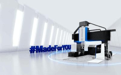 Soraluce avslöjar framtiden för bearbetningslösningar, #MadeForYOU på EMO