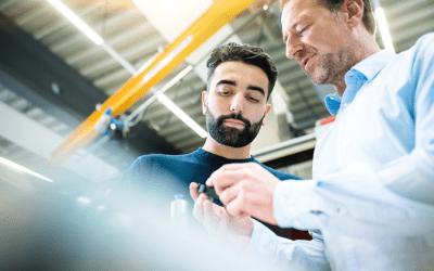 Kunder drar nytta av nära samarbete med Seco Tools
