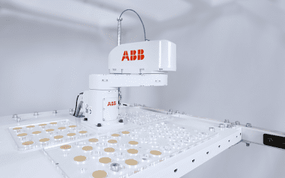 ABB utvidgar SCARA robotsortimentet