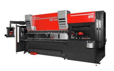 AMADA lanserar ny kantpress med ATC lösning