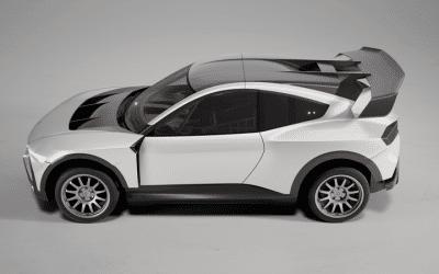 0-100 på 1 sekund med 1000 hk – framtiden inom rallycross skapas i Sverige